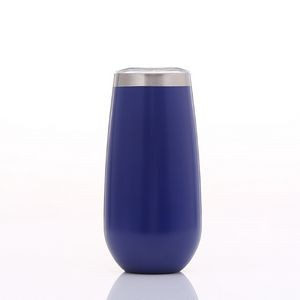 6 Oz. Double Wall Stainless Steel Wine Tumbler
